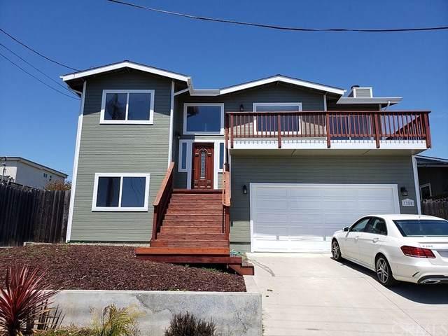 1280 Bolton Drive, Morro Bay, CA 93442 (#NS19255484) :: Team Tami