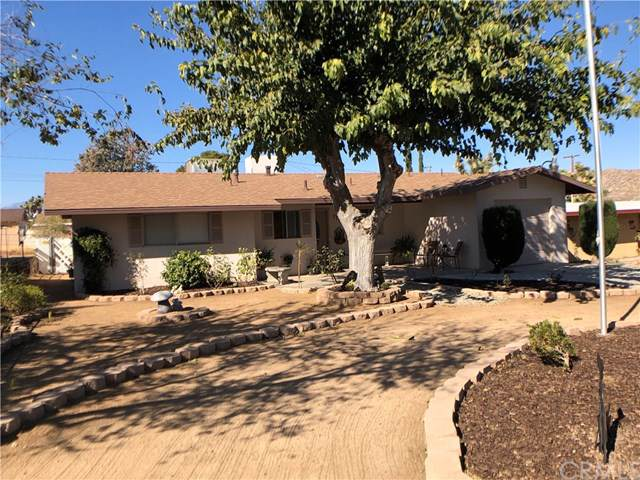 7762 Mariposa, Yucca Valley, CA 92284 (#JT19257811) :: RE/MAX Masters