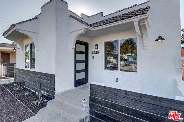 5955 S Van Ness Avenue, Los Angeles (City), CA 90047 (#19526662) :: The Brad Korb Real Estate Group