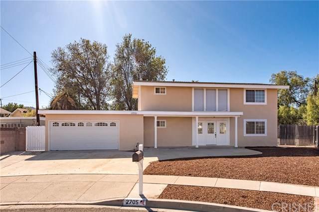 2705 Arlene Court, Simi Valley, CA 93065 (#SR19236913) :: J1 Realty Group