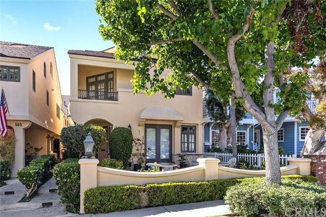 505 Begonia Avenue, Corona Del Mar, CA 92625 (#LG19256589) :: Sperry Residential Group