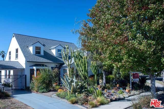3917 Edgehill Drive, Los Angeles (City), CA 90008 (#19527124) :: The Brad Korb Real Estate Group