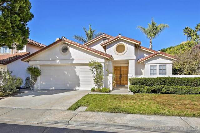 3956 Caminito Terviso, San Diego, CA 92122 (#190060005) :: The Brad Korb Real Estate Group