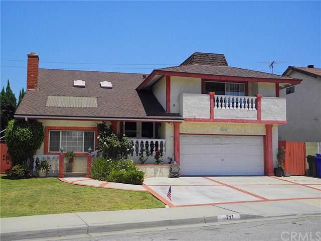 711 Gian Drive, Torrance, CA 90502 (#PW19258295) :: Crudo & Associates