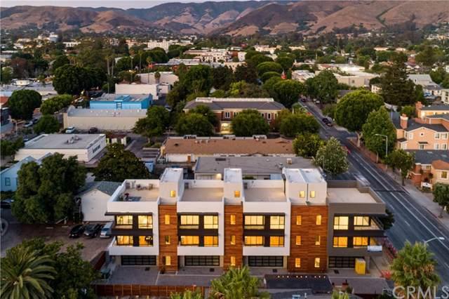 460 Marsh Street #102, San Luis Obispo, CA 93401 (#SP19258362) :: RE/MAX Parkside Real Estate