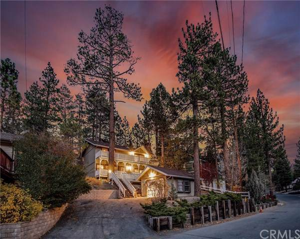 257 Scandia Road, Big Bear, CA 92315 (#PW19258363) :: J1 Realty Group