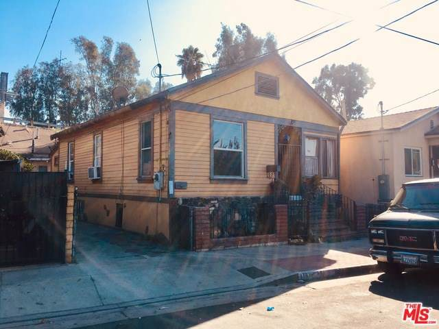 156 S Pecan Street, Los Angeles (City), CA 90033 (#19527242) :: J1 Realty Group