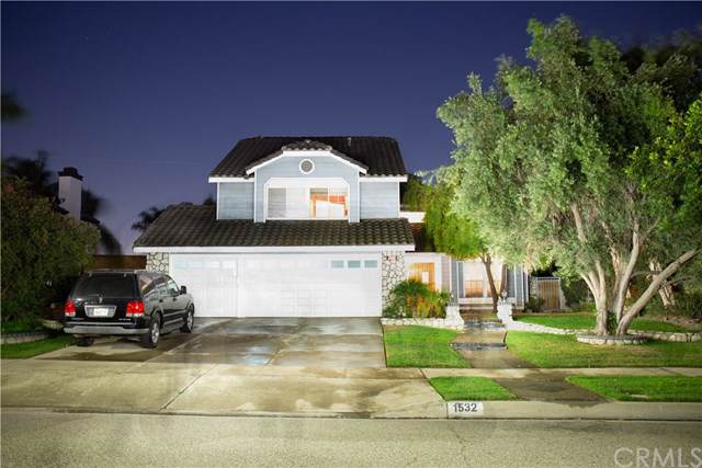 1532 Evergreen Drive, Upland, CA 91784 (#PW19258381) :: Allison James Estates and Homes