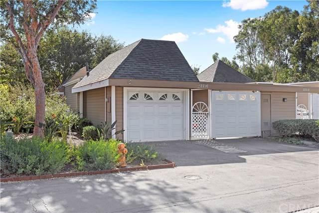 22216 Caminito Tasquillo #202, Laguna Hills, CA 92653 (#SW19258229) :: RE/MAX Estate Properties