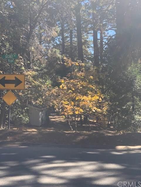 0 Secret Dr, Running Springs, CA  (#EV19258507) :: Allison James Estates and Homes
