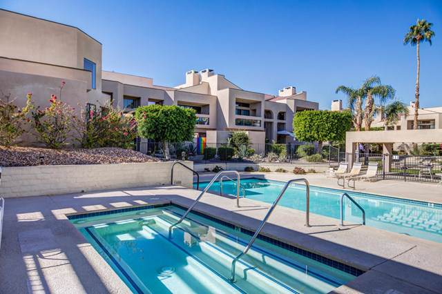 432 Village Square W, Palm Springs, CA 92262 (#219032751PS) :: The Brad Korb Real Estate Group