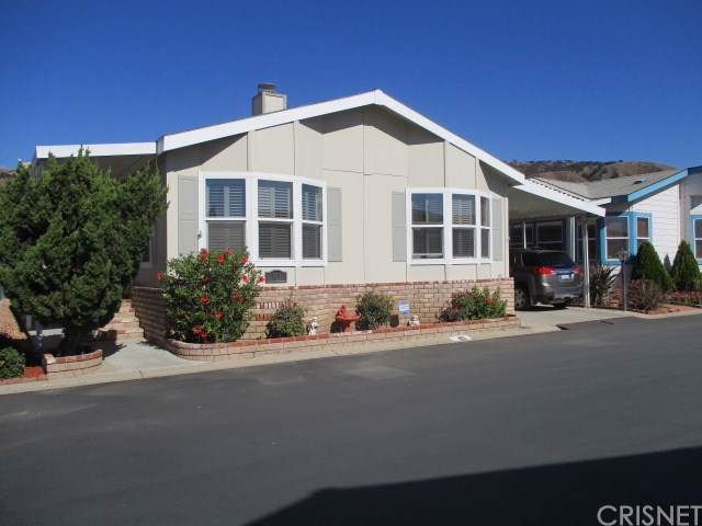 250 E Telegraph Road #153, Fillmore, CA 93015 (#SR19258687) :: RE/MAX Parkside Real Estate