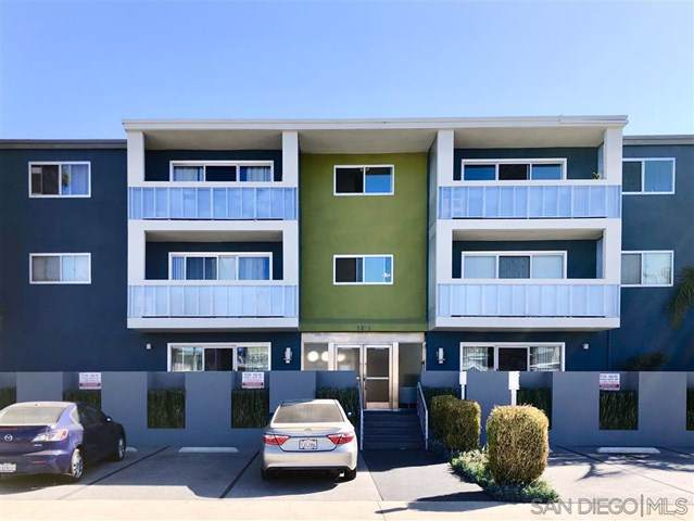 3815 3Rd Ave #10, San Diego, CA 92103 (#190060066) :: The Brad Korb Real Estate Group