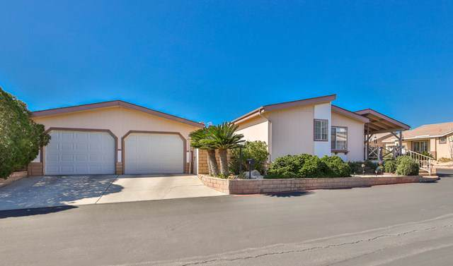 65565 Acoma Avenue #75, Desert Hot Springs, CA 92240 (#219033274DA) :: J1 Realty Group