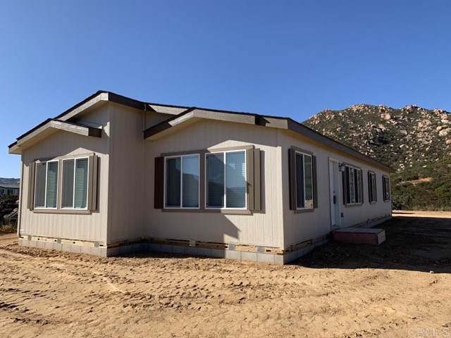 24981 Painted Rock Road, Ramona, CA 92065 (#190060074) :: The Brad Korb Real Estate Group