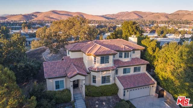 818 Rim Crest Drive, Westlake Village, CA 91361 (#19523762) :: RE/MAX Parkside Real Estate