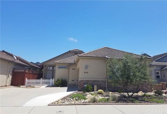 509 Morning Rise Lane, Arroyo Grande, CA 93420 (#PI19258751) :: Harmon Homes, Inc.