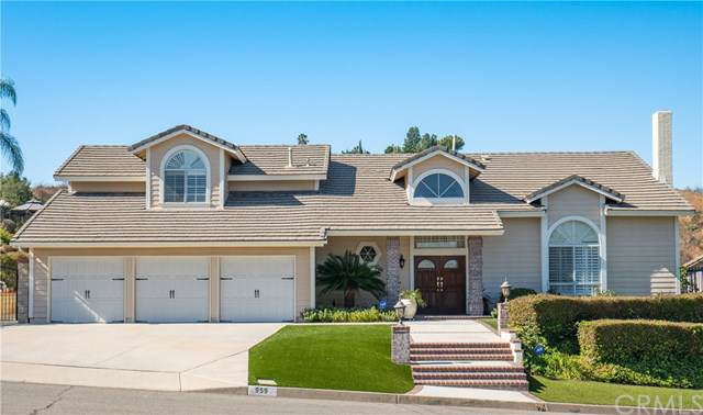 959 Regal Canyon Drive, Walnut, CA 91789 (#CV19258994) :: J1 Realty Group