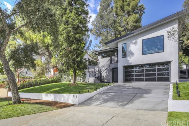 1713 Hill Drive, Los Angeles (City), CA 90041 (#SR19259123) :: The Brad Korb Real Estate Group