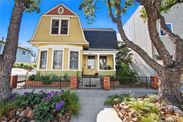 732 E 3rd Street, Long Beach, CA 90802 (#PW19259159) :: DSCVR Properties - Keller Williams