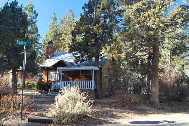 512 Barrett Way, Big Bear, CA 92314 (#TR19259257) :: J1 Realty Group
