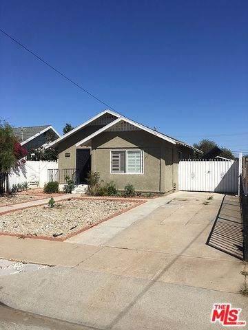 15012 Van Buren Avenue, Gardena, CA 90247 (#19527602) :: Steele Canyon Realty