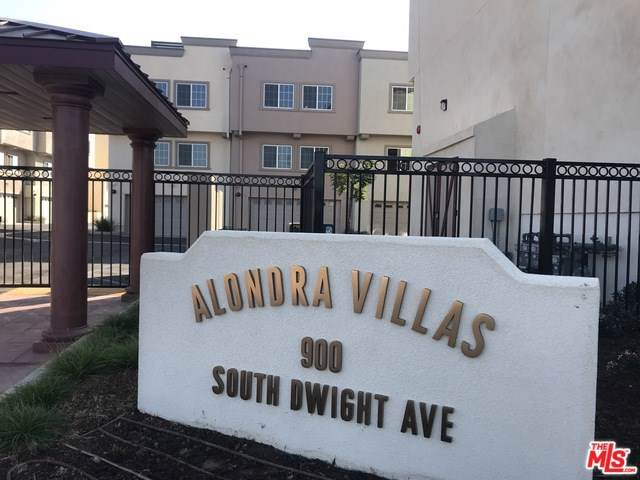 900 S Dwight Avenue #107, Compton, CA 90220 (#19527604) :: Allison James Estates and Homes