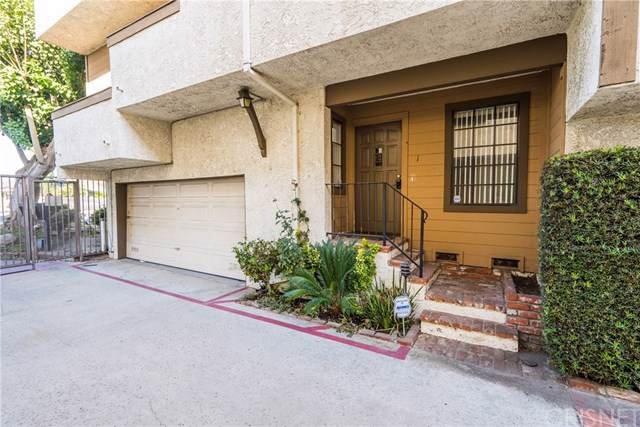 7650 Topanga Canyon Boulevard #1, Canoga Park, CA 91304 (#SR19258875) :: Allison James Estates and Homes