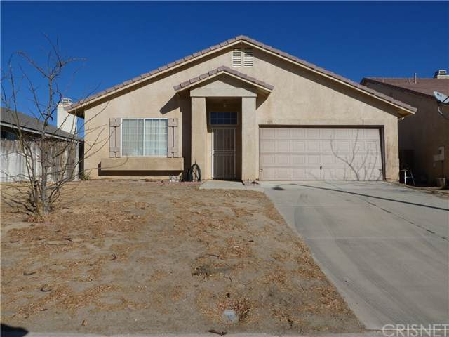 3319 Garnet Avenue, Rosamond, CA 93560 (#SR19259422) :: Rogers Realty Group/Berkshire Hathaway HomeServices California Properties