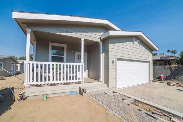 7514 Jordan Avenue, Canoga Park, CA 91303 (#SR19259500) :: Allison James Estates and Homes