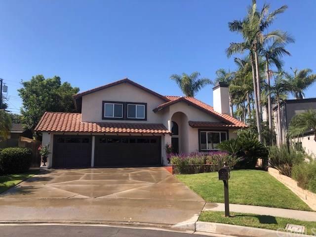 2281 La Linda Court, Newport Beach, CA 92660 (#NP19259557) :: Team Tami