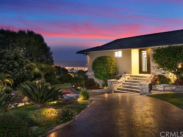 3086 Deluna Drive, Rancho Palos Verdes, CA 90275 (#WS19259920) :: The Miller Group