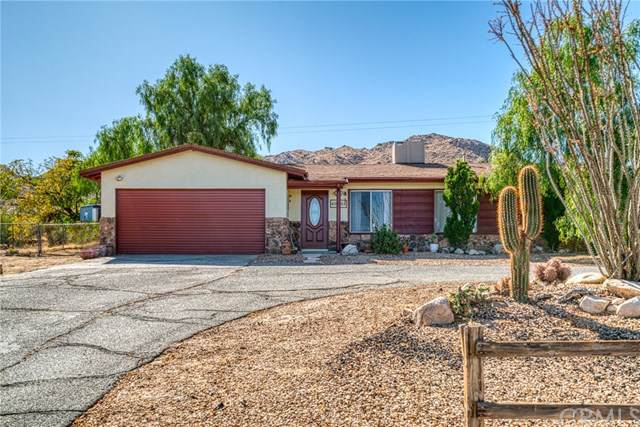 60333 Latham, Joshua Tree, CA 92252 (#JT19258523) :: Legacy 15 Real Estate Brokers