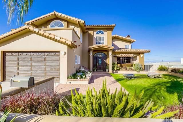 2123 W Summerland Street, Rancho Palos Verdes, CA 90275 (#SB19248636) :: The Miller Group