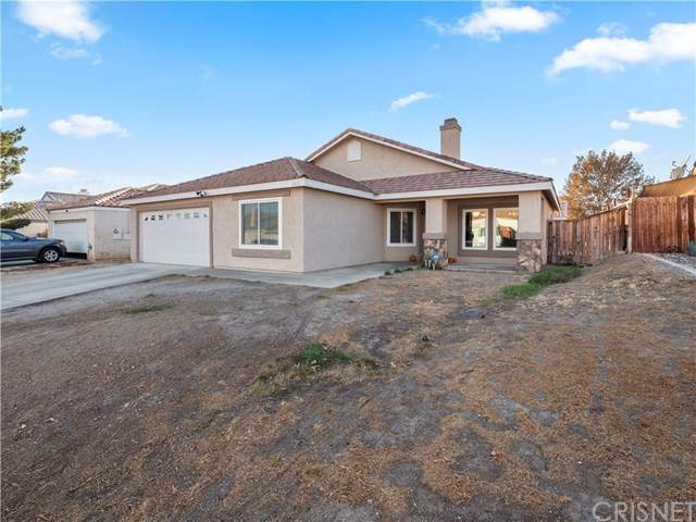 3411 Dakota Street, Rosamond, CA 93560 (#SR19257517) :: Rogers Realty Group/Berkshire Hathaway HomeServices California Properties