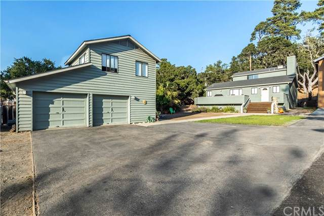 2505 Ross Road, Cambria, CA 93428 (#NS19259513) :: Crudo & Associates