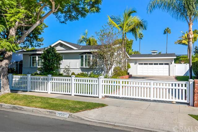 2000 Highland Drive, Newport Beach, CA 92660 (#NP19260214) :: Doherty Real Estate Group