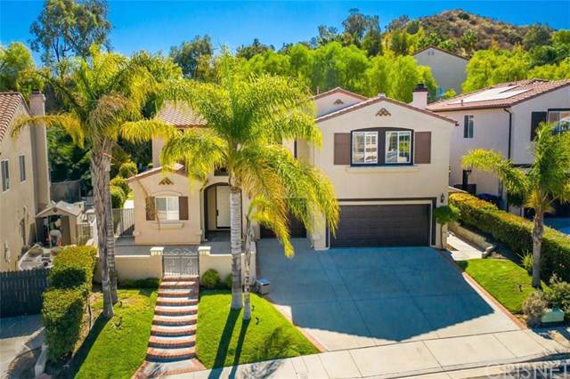 24944 Smokewood Way, Stevenson Ranch, CA 91381 (#SR19249290) :: J1 Realty Group