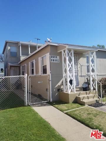 2609 W Vernon Avenue, Los Angeles (City), CA 90008 (#19528124) :: The Brad Korb Real Estate Group