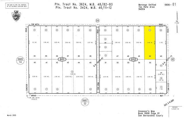0 Sun Mesa Road, Joshua Tree, CA 92252 (#SW19260537) :: Legacy 15 Real Estate Brokers