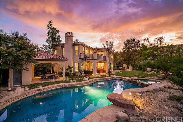 26967 Alsace Drive, Calabasas, CA 91302 (#SR19257302) :: Steele Canyon Realty