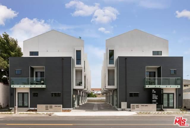3303 Aria Lane, Los Angeles (City), CA 90034 (#19528228) :: Z Team OC Real Estate