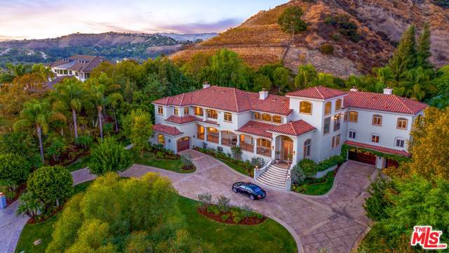 23593 Park South Street, Calabasas, CA 91302 (#19528008) :: Steele Canyon Realty