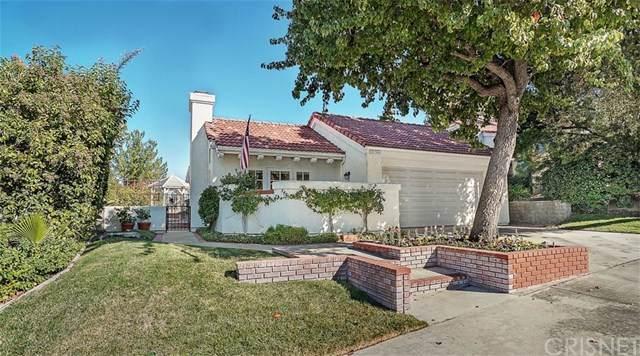 26384 Marsala Drive, Valencia, CA 91355 (#SR19258982) :: J1 Realty Group