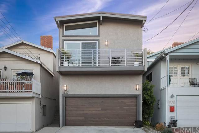 1537 Stanford Avenue, Redondo Beach, CA 90278 (#SB19259767) :: The Miller Group