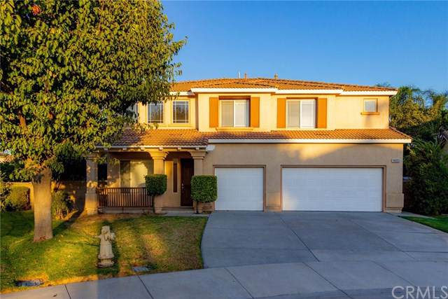 14003 Starflower Court, Eastvale, CA 92880 (#IG19229142) :: The DeBonis Team