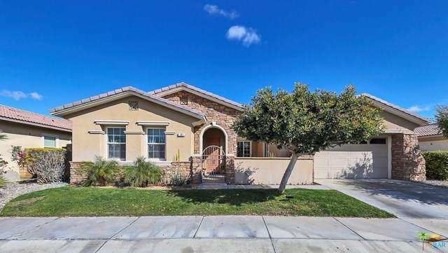131 Via Tuscany, Rancho Mirage, CA 92270 (#219033398PS) :: J1 Realty Group