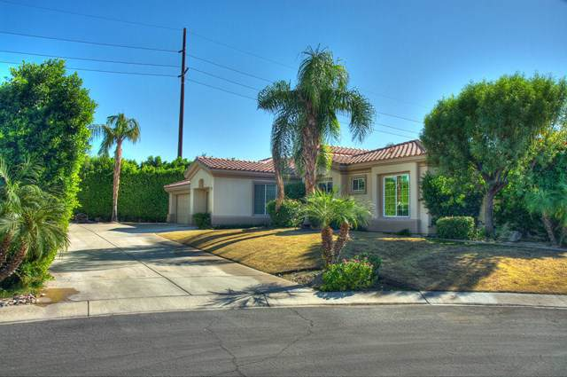 79 Calle Manzanita, Rancho Mirage, CA 92270 (#219033407DA) :: J1 Realty Group