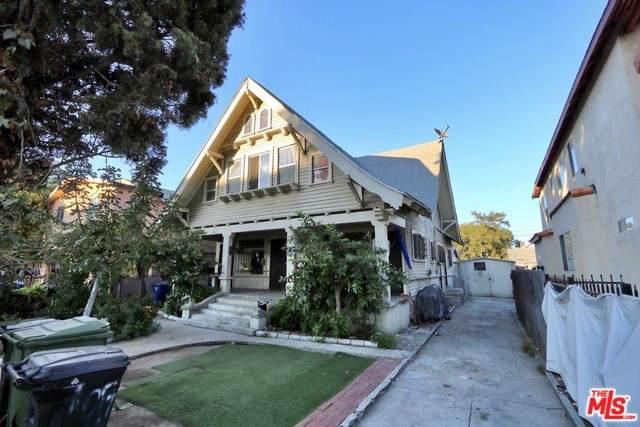 1013 E 28TH Street, Los Angeles (City), CA 90011 (#19527868) :: Allison James Estates and Homes