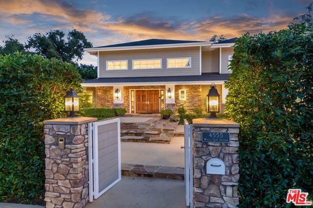 4555 White Oak Avenue, Encino, CA 91316 (#19528188) :: J1 Realty Group